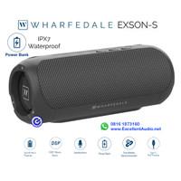 Portable Speaker bluetooth Wharfedale Exson S power bank sln jbl sony