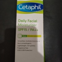 Cetaphil Daily Facial Moisturizer SPF 15 / PAA++ Face All Skin 118ml
