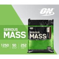 Serious Mass 12 lbs ON SeriousMass Gainer Optimum Nutrition 12lbs 12lb