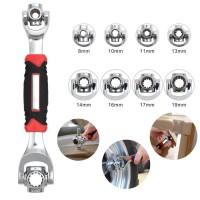 Tiger Wrench Kunci Pas 48 in 1 Universal Wrench / Kunci Pas Multi
