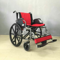 Kursi Roda Biz Size/Jumbo size pengguna 150 kg/Kursi Roda