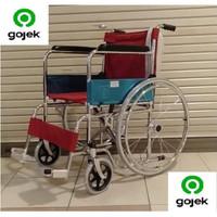 Kursi Roda Avico Standar Rumah Sakit/ Kursi Roda Murah Berkualitas