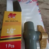 """BALVALEP PVC POLOS 1/2"""""""