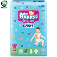 BABY HAPPY BODY FIT PANTS M 34