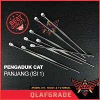 PAINT STIRRER PANJANG / PENGADUK CAT PANJANG / PAINT MIXER GUNDAM