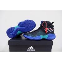 Sepatu Basket Adidas Pro Bounce 2018 High Core Black