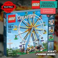 LEGO Original CREATOR EXPERT 10247 Ferris Wheel - Mainan Anak Koleksi