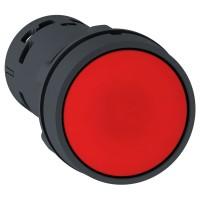 Pushbutton Spring Rtn red 1NO+1NC SCHNEIDER ELECTRIC - XB7NA45