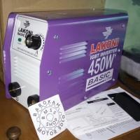 Mesin Las Travo Las Lakoni Hemat Listrik 450 Watt 120 A