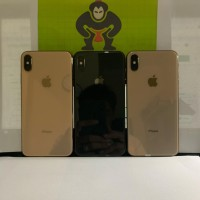 iPhone Xs Max 256GB 512GB 64GB Seken 256 64 512 GB