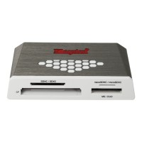 Kingston HS4 USB3.0 Flash Card Reader