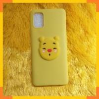 Samsung A51 Case Casing Karakter Gambar 3D Cute