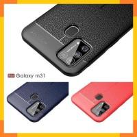 Samsung M31 Case Auto Focus Soft Jelly Original Asli Khusus M31 New
