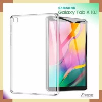 Samsung Tab A 10.1 2019 SMT515 Case Casing Softcase Jellycase Clear