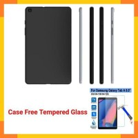 Samsung Galaxy Tab A 8.0 2019 T290 T295 Case Tempered Glass PROMO