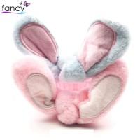 Bando Bunny Frame Kawat untuk Facial / Treatment Wajah