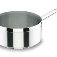 Panci Rebus Lacor Chef Luxe Stainless Steel Saucepan 20cm 2.5Liter