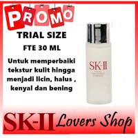 SK-II/SK2/SKII/SK II FACIAL TREATMENT ESSENCE /FTE 30 ML + FREE SAMPLE