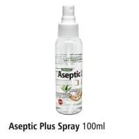 Onemed Aseptic Plus 100ml Hand Sanitizer Spray Ori bukan Repacking