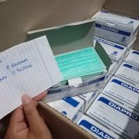 Ready Stok Masker Diapro 3 ply original medis