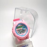Jam tangan digital Anak Anak Remaja water Resist Visica vg81