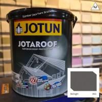 Cat Genteng Jotun Jotaroof Black 2.5L