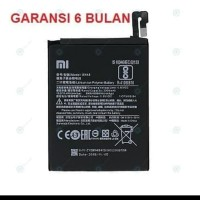 baterai XIAOMI BN48 / Redmi Note 6 Pro Original batre battery