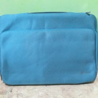 Tas Laptop Macbook light blue Tomtoc Protective Case 14 15 inch