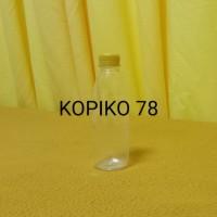 Botol Bekas Kopiko 78 C 240ml Bersih + Tutup