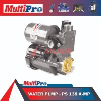 MULTIPRO PS 138 A-MP POMPA AIR WATER PUMP SUPPLY PS138 PS138A 138A