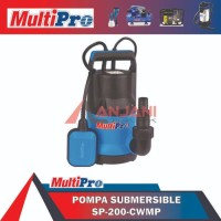 MULTIPRO SP-200-CWMP POMPA AIR BERSIH CELUP WATER PUMP SP200CWMP