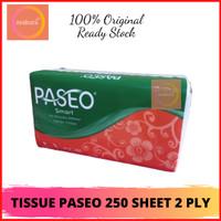 TISSUE PASEO 250 SHEET 2 PLY - TISU SERBA GUNA DARI PASEO