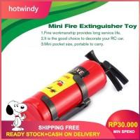 Mainan RC Mobil Pemadam Kebakaran t-power 1 / 10 untuk Anak RC4WD