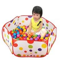 Mainan Tenda Kolam Mandi Bola Untuk Anak (Tanpa Bola)