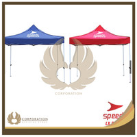 Tenda Lipat Matic Bazar Pameran Gazebo Dagang Automatis 3x3m 030-2