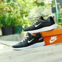 Sepatu Sport Casual Olahraga Nike Air 270 GRADE ORI - Hitam Black