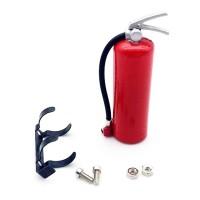 Mainan RC Mobil Pemadam Kebakaran Skala 1: 10 untuk amiya CC01 RC4WD