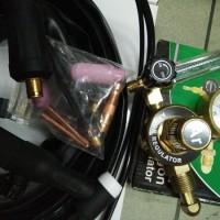 stang argon tig torch WP26V 2 15 bisa manual bisa otomatis plus r