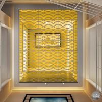 Stiker Dinding Cermin Akrilik 3D untuk Ruang Tamu Kamar Tidur TG
