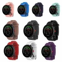 Strap Silikon Lembut untuk Smartwatch Polar Vantage M