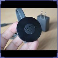 Google Chromecast 2 HDMI Streaming New Via Port HDMI TV untuk str