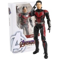Terpopuler ! Shf Ant Man And The Wasp Action Figure / Shf Antman