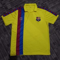 Jersey Retro Barcelona Away 1984-89