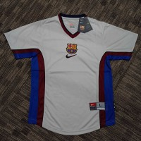Jersey Retro Barcelona Away 1998-01