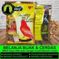 FANCY CANARY FOOD SONG TONER PAKAN BURUNG KENARI LOVEBIRD PARKIT DLL