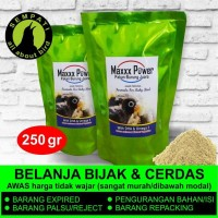 PAKAN BURUNG LOVEBIRD KENARI PARKIT LOLOHAN HAND FEEDING MAXXX POWER