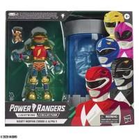 Lightning Collection Power Rangers Mighty Morphin Zordon Alpha 5 Hasbr