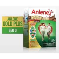 Anlene Gold Plus Rasa Coklat 650gr   Susu Lansia