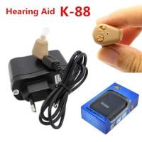 Alat Bantu Dengar Hearing Aid Axon K-88 K88 Isi Ulang Recharge