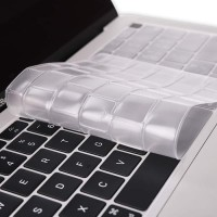 Silicone Keyboard Macbook Air13 A1932 Retina Display Touch ID clear
